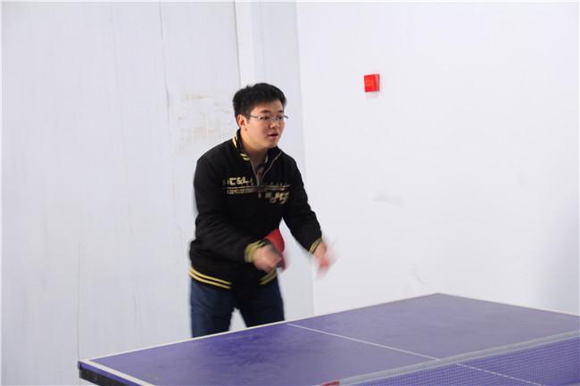 2014年度网信乒乓球春季联谊赛
